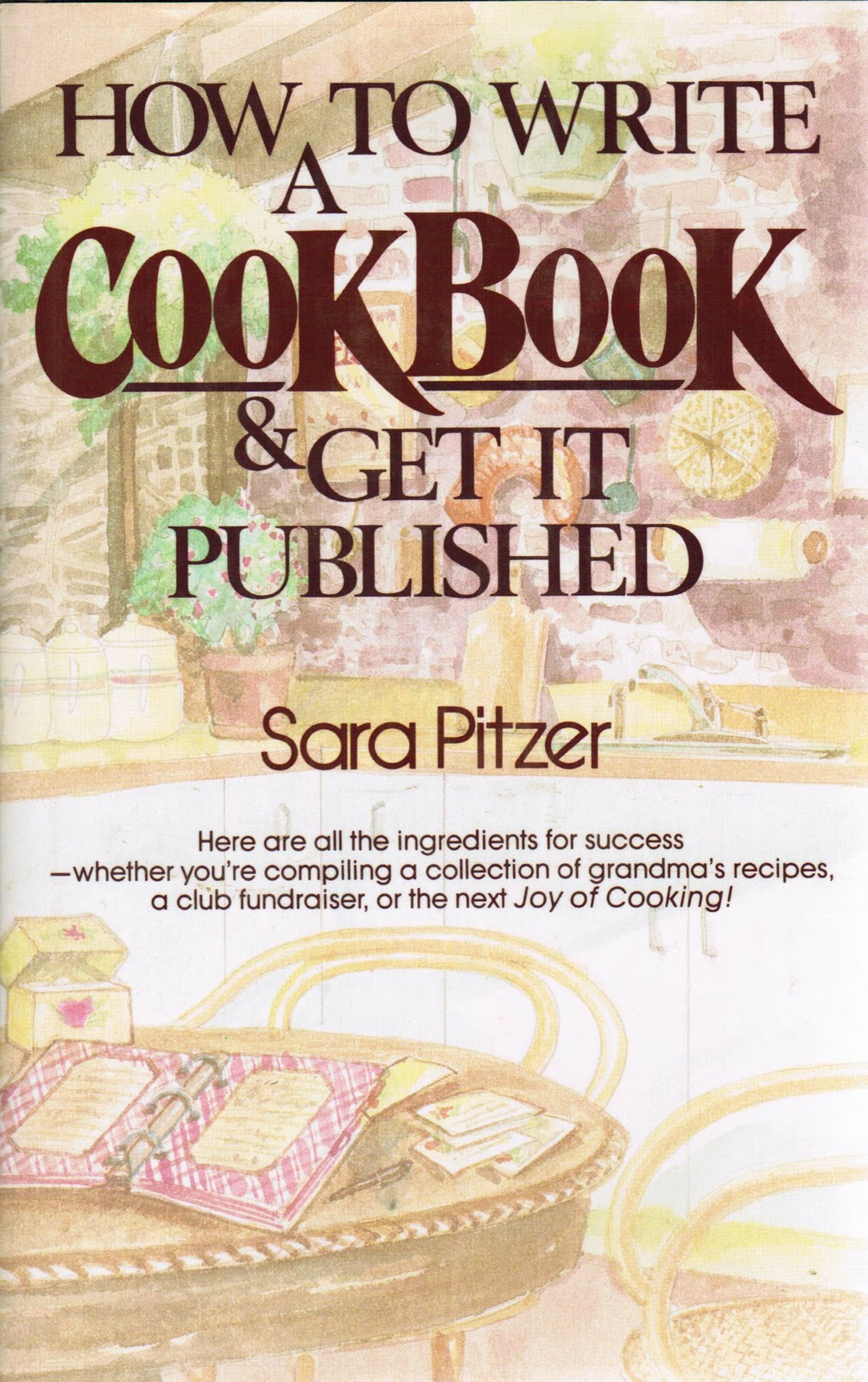 how to write a cookbook This resource discusses book reviews and how to write them.