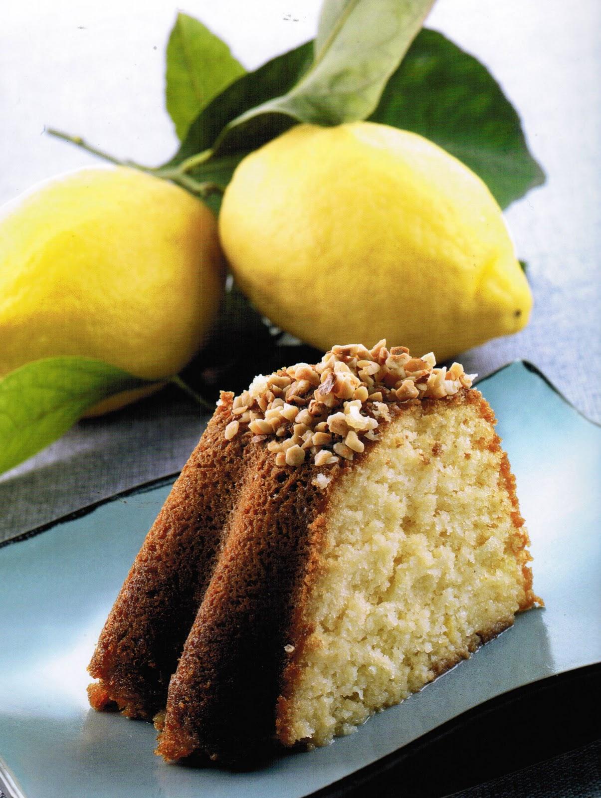 Mamma Agata Recipes Lemon Cake
