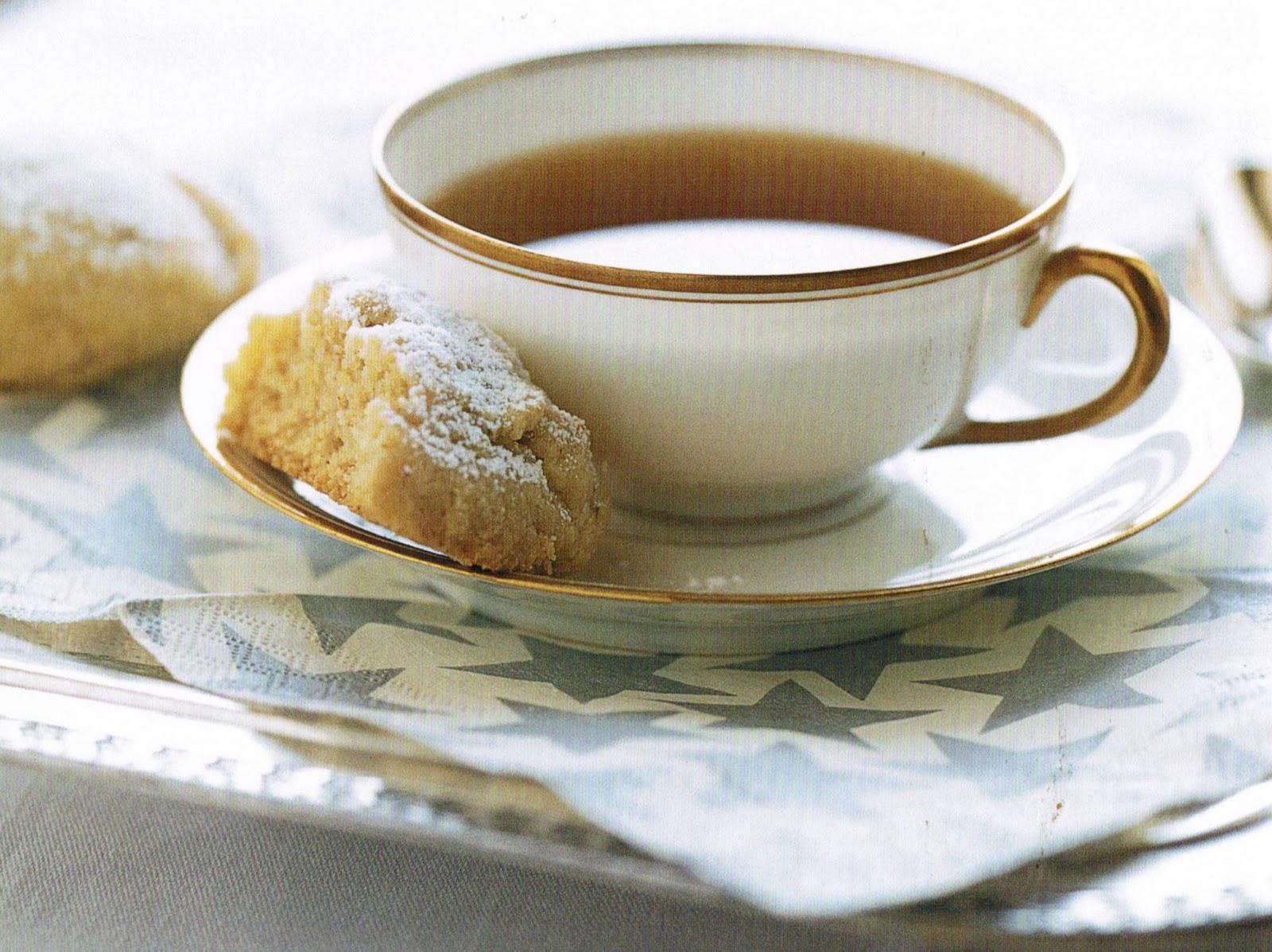 Coffee And Treats ~ The guilty pleasure of afternoon delights culinary
