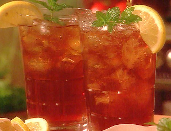 Sweet Tea for Spring's Fresh Mint - The Culinary Cellar