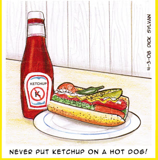 Chicago Hot Dog Ketchup Law
