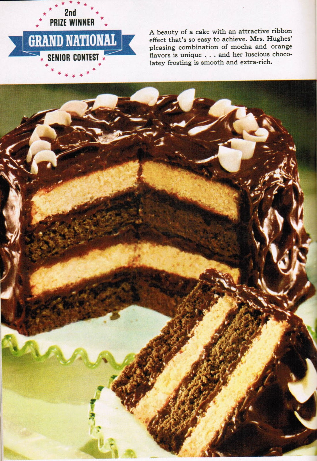 Fudge Ribbon Cake Recipe Pillsbury