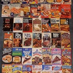 Pillsbury+Bake+Off+books+1-431