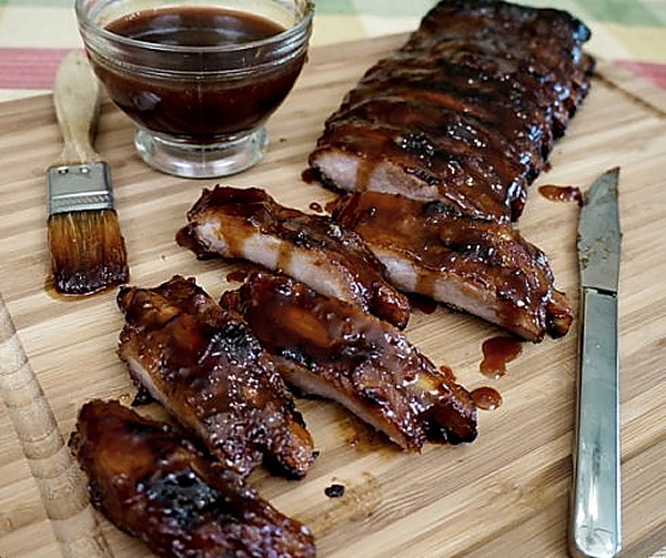 Baby+Back+Ribs+with+Rum1 - The Culinary Cellar