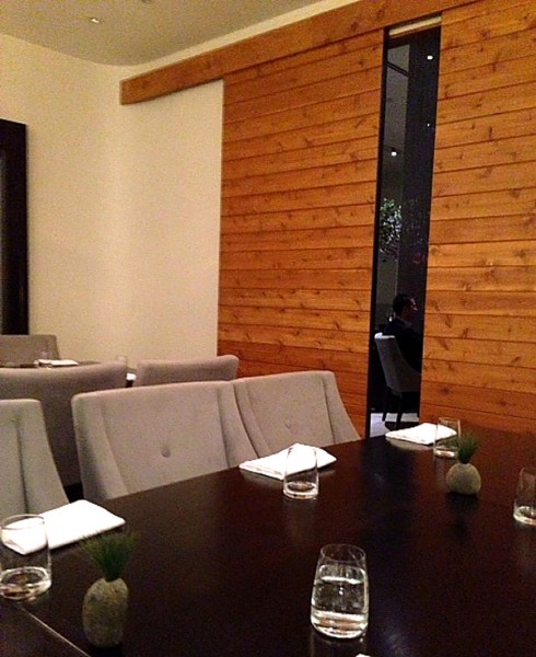 Acadia dining room 2