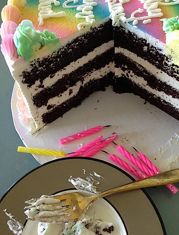 Images Of Birthday Cake Slices : A Slice of Laughter - The Culinary Cellar