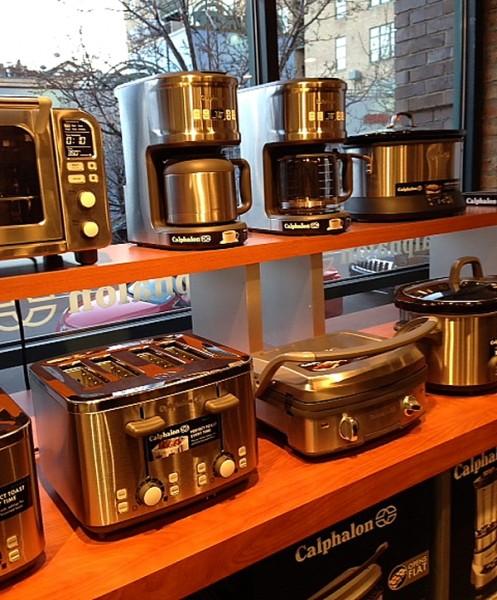 Calphalon small appliances
