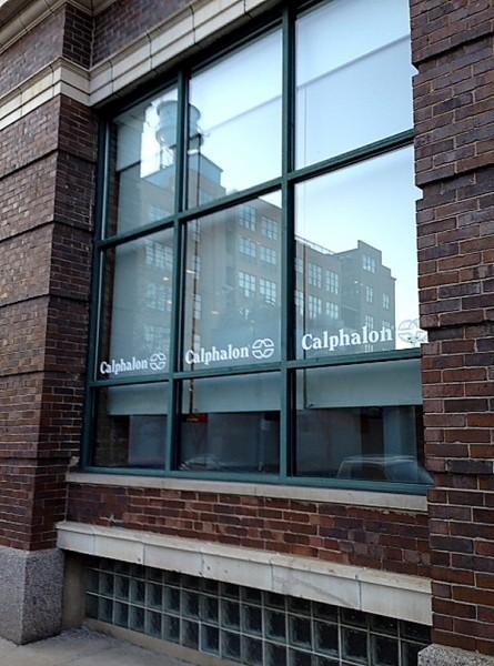 Calphalon windows