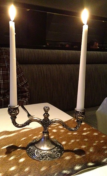 Next candleabra