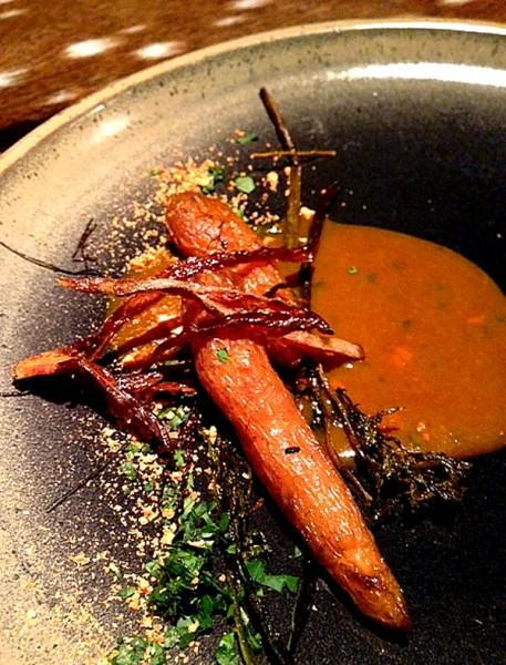 Next carrots