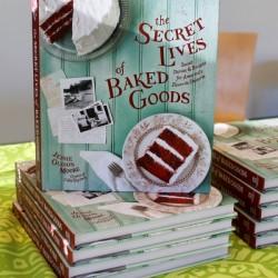 Baked Goods books one pile