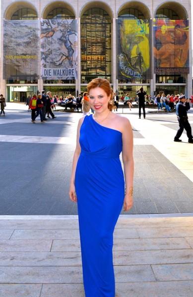 Kristina at 2013 James Beard Awards
