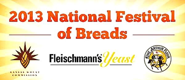 National Festival of Breads logo
