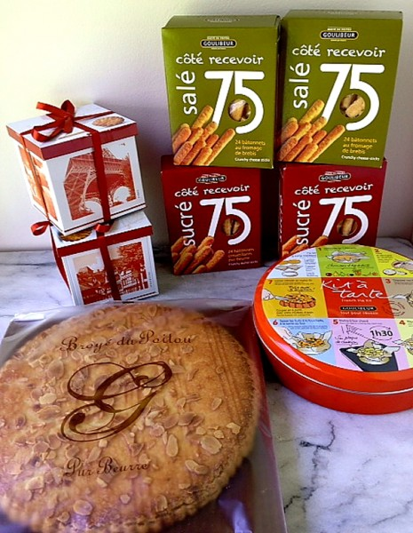 Shortbread group items