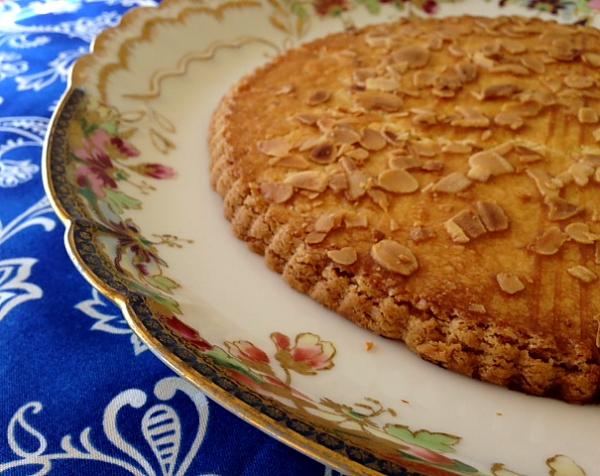 Shortbread large on platter 1