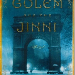 Wecker Golem and Jinni book cover