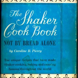 The Shaker Cookbook