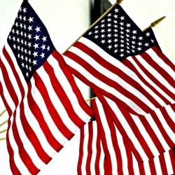 September 11th flags