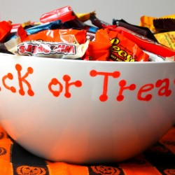 Trick-or-Treat bowl 2