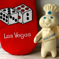 Bake Off 46 Las Vegas Doughboy and oven mitt