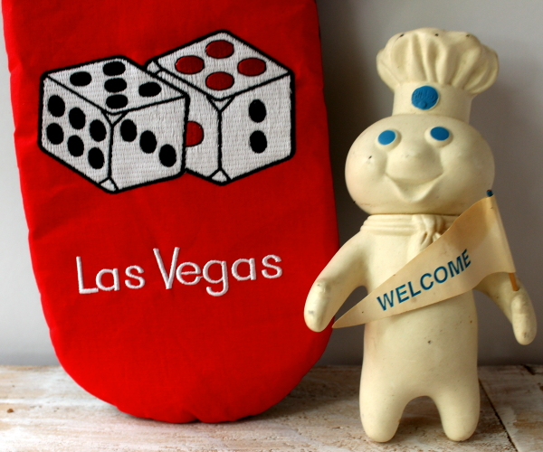 Bake Off 46 Las Vegas Doughboy and oven mitt