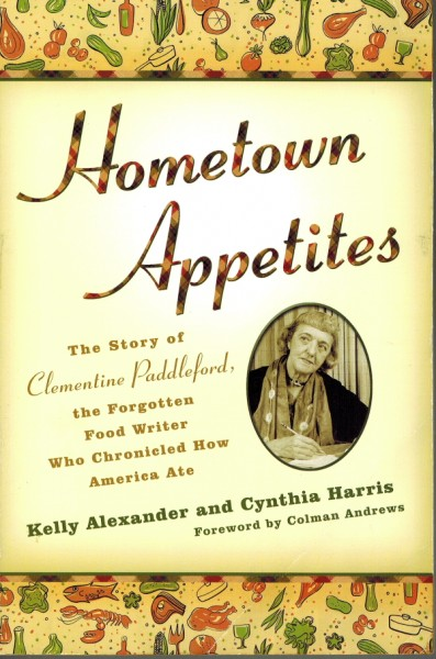Clem book Hometown Appetites