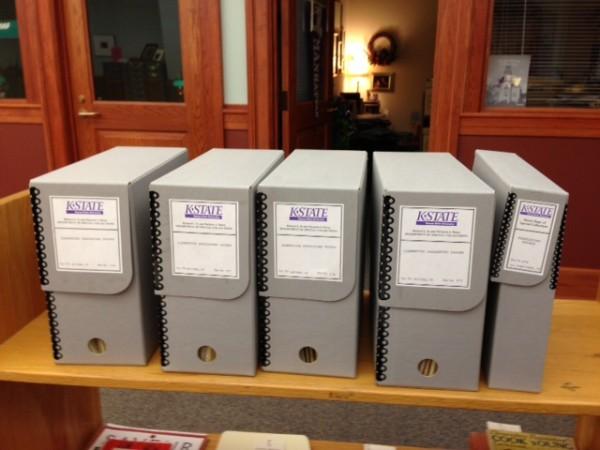 Clem file boxes