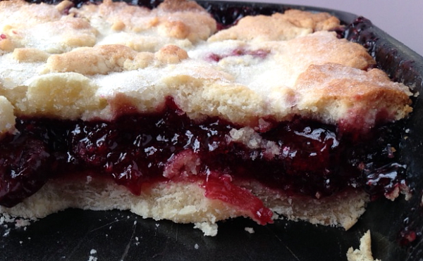 Cherry Cobbler I Recipes — Dishmaps