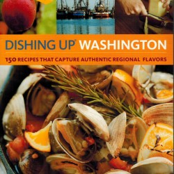 Dishing Up Washington cover