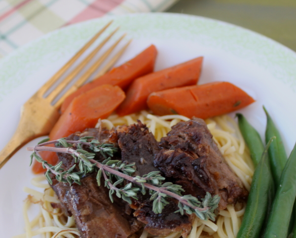 French Slow Cooker roast 2