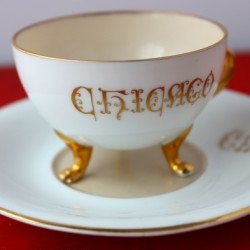 China Cabinet Chicago tea cup 2