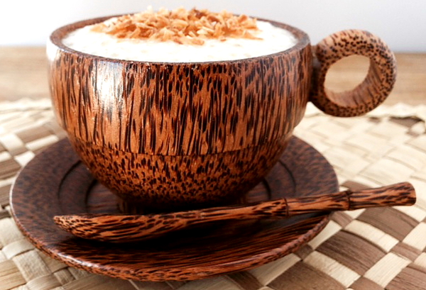 Coconut cup 2