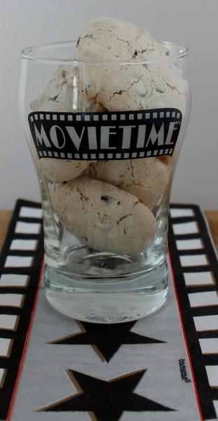 Oscar meringues in movie glass 2