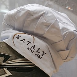 Eataly chef hat