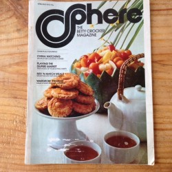 Sphere April May 72 square cover photo