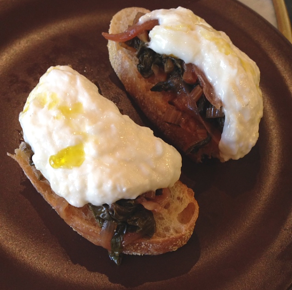Mill Valley Sweetwater burrata