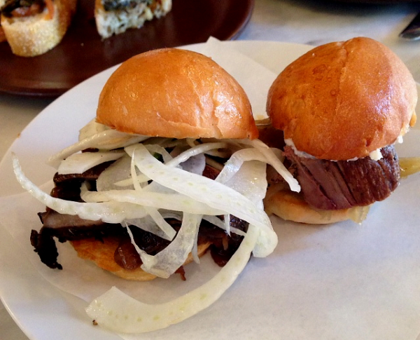 Mill Valley Sweetwater sliders