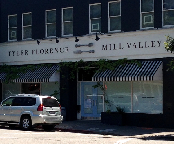Mill Valley Tyler Florence storefront