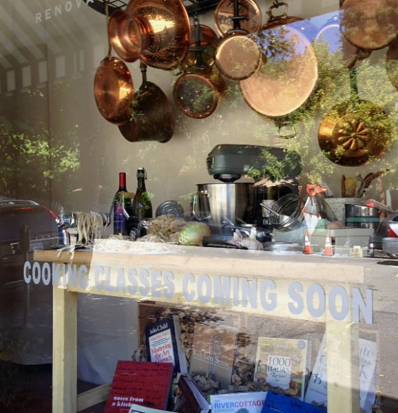 Mill Valley Tyler Florence window display