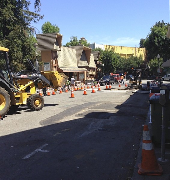 Mill Valley construction