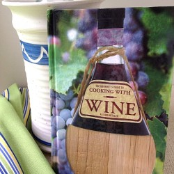 Wine cookbook 1
