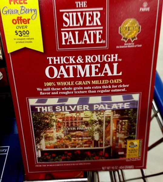 Woodman's Silver Palate oatmeal