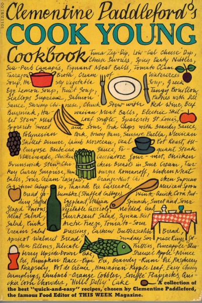 Clem's Cook Young cookbook