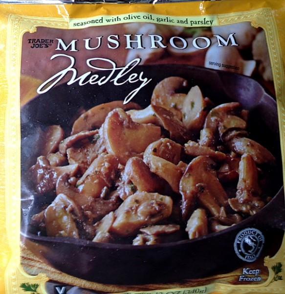 Mushroom medley bag 1