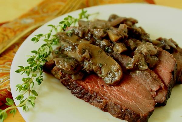 Mushroom medley beef 1