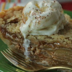 Taffy Apple Pie a la mode 1