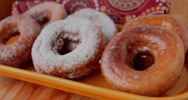 Doughnuts trio 4