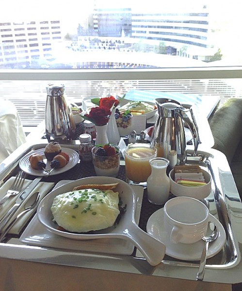 PBO 46 breakfast in bed with Vegas view