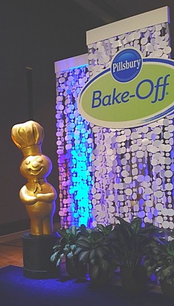 PBO 46 gold doughboy large statue 1
