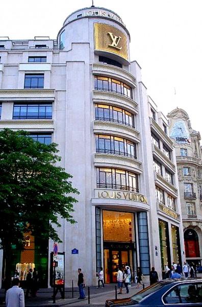 Paris Louis Vuitton